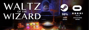 Waltz of the Wizard on Steam